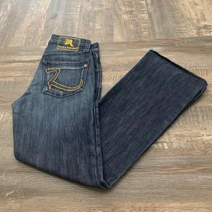😊2/25 ROCK REPUBLIC jeans in great condition
